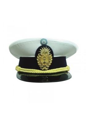 Gorra Blanca Oficial